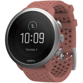 Suunto 3 Sport Watch, blushed